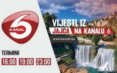 KANAL 6 HD – Godina dana dopisništva u Jajcu!