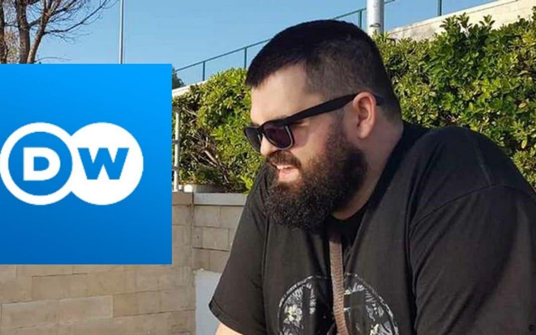 Alem Lolić u razgovoru za Deutsche Welle (DW) govori o medijima u BiH i TNT Grupaciji