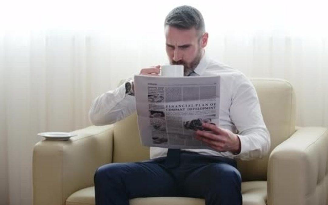 5 razloga zbog kojih ćete čitati biznis vijesti !