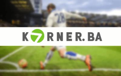 Korner.ba naš novi portal za fudbal