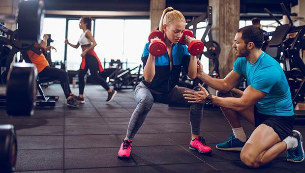 Poslovne ideje fitnes trener