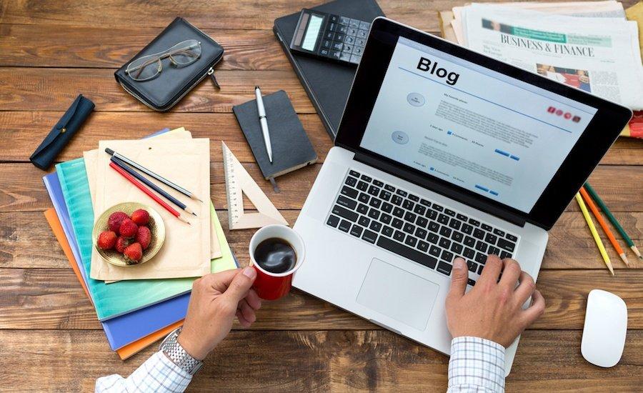 Poslovne ideje pisanje bloga